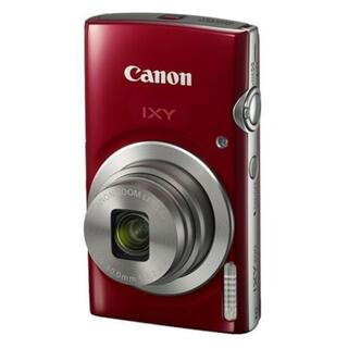 キヤノン(Canon)の【新品未開封】キヤノン CANON デジタルカメラ IXY200 RE レッド(コンパクトデジタルカメラ)
