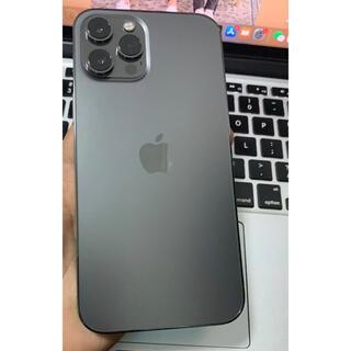 Apple - iphone 12 Pro Max グラファイト 128GB  SIMフリー