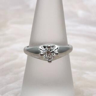 ブルガリ(BVLGARI)の★BVLGARI★ コロナ リング 婚約指輪 D0.502ct(リング(指輪))