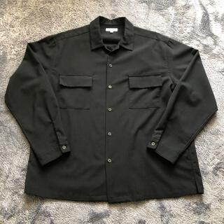 BEAUTY&YOUTH UNITED ARROWS - ボックスシルエット オープンカラーシャツ 開襟シャツ