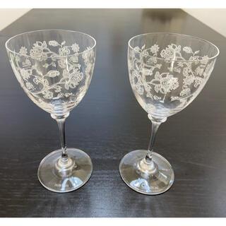 ミントン(MINTON)のMINTON ミントン ペアワイングラス 未使用品(グラス/カップ)