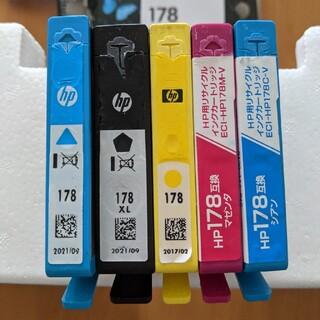 ヒューレットパッカード(HP)のHP178インク(PC周辺機器)