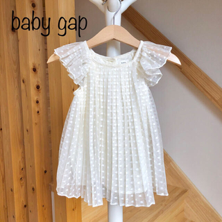 ベビーギャップ(babyGAP)の【ベビー・キッズ】baby gap  ベビードレス(セレモニードレス/スーツ)