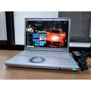 Panasonic SZ6 i5 7300U 256G/SSD 8G