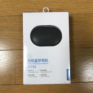 レノボ(Lenovo)の【新品・未使用】Lenovo 完全ワイヤレスイヤホン XT91(ヘッドフォン/イヤフォン)