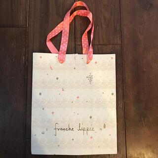 フランシュリッペ(franche lippee)の【フランシュ リッペ】ショッパー 紙袋 袋(ショップ袋)