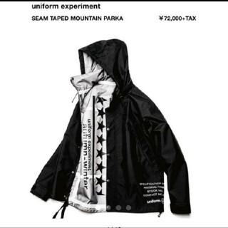 uniform experiment - uniform experiment  fcrbソフネット マウンテンパーカー