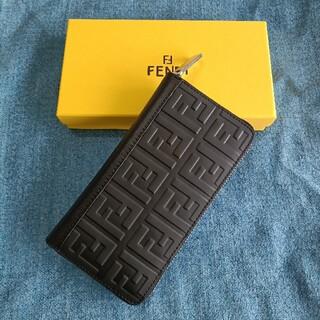 FENDI - 人気商品♥fendi 長財布 小銭入れ メンズ