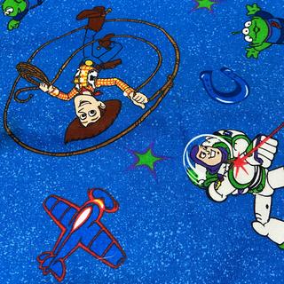 トイストーリー(トイ・ストーリー)の生地 ディズニー トイストーリー 遮光 撥水(生地/糸)