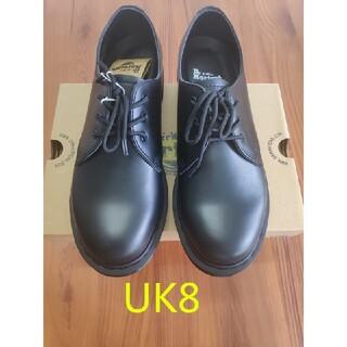 ドクターマーチン(Dr.Martens)のUK8☆Dr. Martens ドクターマーチン 3ホール 正規品(ブーツ)