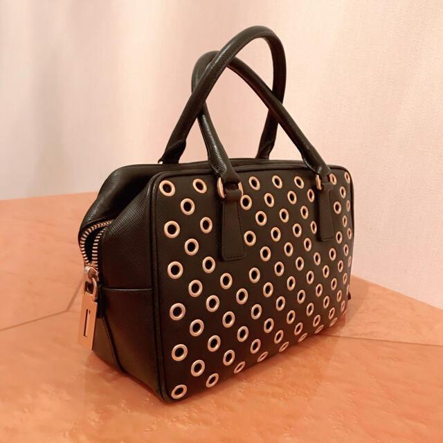 PRADA(プラダ)の限定品☆ハンドバッグ☆サフィアーノ レディースのバッグ(ハンドバッグ)の商品写真