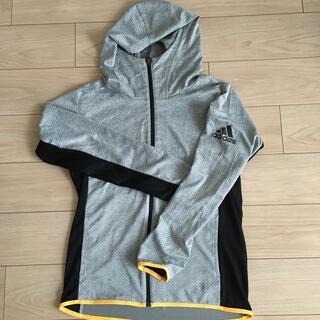アディダス(adidas)の【adidas】薄手パーカー(パーカー)