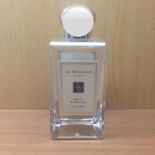 Jo Malone - 【新品未使用】100ml 国内正規品 ジョーマローン ポピー バーリー