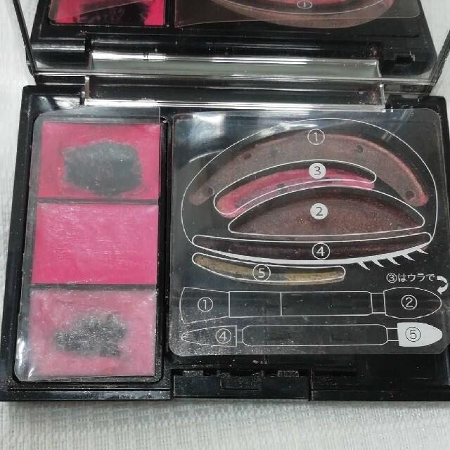 AUBE couture(オーブクチュール)のオーブクチュール★デザイニングジュエルコンパクトP 01 コスメ/美容のキット/セット(コフレ/メイクアップセット)の商品写真