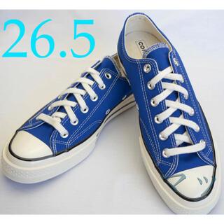 CONVERSE -  【新品】Converse CT70 OXチャックテイラー26.5ラッシュブルー