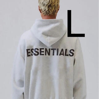 エッセンシャルデザイン(ESSENTIAL DESIGNS)のFOG essentials パーカー L(パーカー)