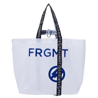 FRAGMENT - fragment design ramidus tote bag LL