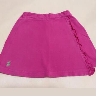 ラルフローレン(Ralph Lauren)のラルフローレン スカート 子供服 80(スカート)