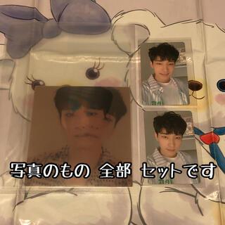 セブンティーン(SEVENTEEN)の木 ウォヌ Meet トレカ セット YMMD seventeen セブチ(K-POP/アジア)