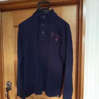 バーバリーブラックレーベル(BURBERRY BLACK LABEL)のBURBERRY BLACK LABEL タートルポロシャツ ユーズド仕様 2(ポロシャツ)