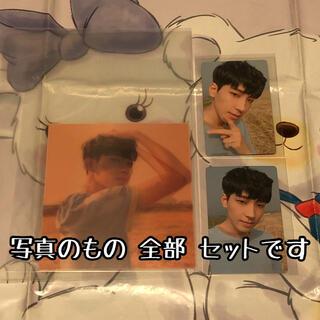 セブンティーン(SEVENTEEN)の木 ウォヌ Follow トレカ セット YMMD seventeen セブチ(K-POP/アジア)