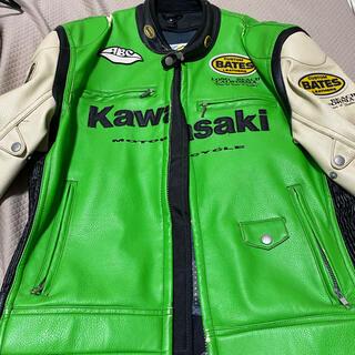 カワサキ(カワサキ)のKawasaki ジャケット(ライダースジャケット)