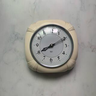 JOURNAL STANDARD - イギリスアンティーク ヴィンテージ 掛け時計 ウォールウォッチ IDEEおしゃれ