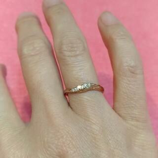 スタージュエリー(STAR JEWELRY)のスタージュエリーPGダイヤモンドリング♡(リング(指輪))