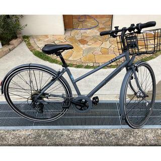 ブリヂストン(BRIDGESTONE)のBRIDGESTONE MarkRosa 7S  マーク ローザ7s (自転車本体)
