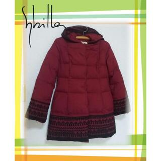 Sybilla - シビラ♥ Sybilla ダウンコート/ジャケット 暖かくて軽い