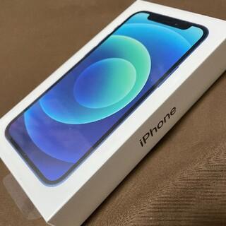 iPhone12 mini  64GB simフリー MGAP3J/A ブルー