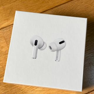 Apple - AirPods Pro 国内正規品 新品未開封