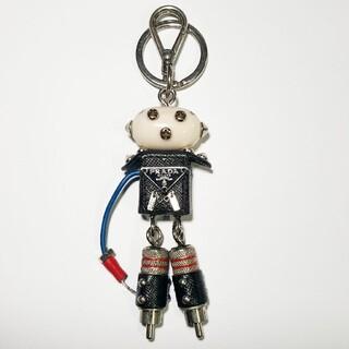 PRADA - プラダ PRADA NEW エドワード ロボット チャーム キーホルダー