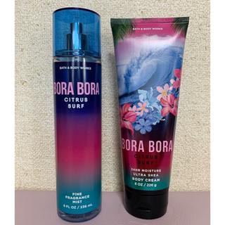 バスアンドボディーワークス(Bath & Body Works)のBath and Body Works ボディークリーム & ボディーミスト(ボディクリーム)