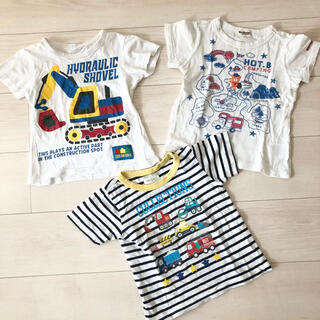 ホットビスケッツ(HOT BISCUITS)の半袖Tシャツ 3枚セット(Tシャツ/カットソー)