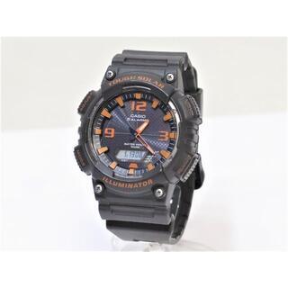 カシオ(CASIO)のカシオ 腕時計 5 ALAMS AQ-S 810W クオーツ CASIO(ラバーベルト)