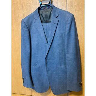 ORIHICA - 4200円→2800円メンズ スーツ 上下セット 青 セットアップ ドレスコード