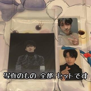 セブンティーン(SEVENTEEN)の木 ウォヌ BeforeDawn トレカ セット YMMD seventeen(K-POP/アジア)