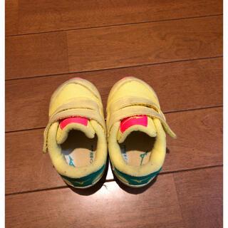 ミズノ(MIZUNO)のMIZUNO ベビー 靴 ファーストシューズ(スニーカー)