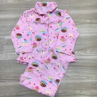 110cm 通念素材パジャマ(パジャマ)