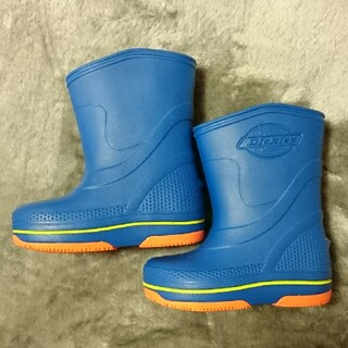 ディッキーズ(Dickies)のDickies ディッキーズ レインブーツ 長靴 16.5~17.5㎝(長靴/レインシューズ)
