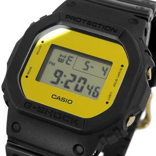ジーショック(G-SHOCK)の【新品】CASIO G-SHOCK DW-5600BBMB カシオ 腕時計(腕時計(デジタル))