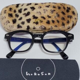 白山眼鏡店 WEEPS  眼鏡 T-jerry型 (金子眼鏡 エフェクター眼鏡)
