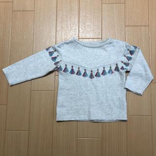 グラニフ(Design Tshirts Store graniph)のグラニフ カットソー 90(Tシャツ/カットソー)