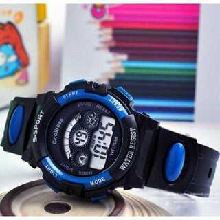 日本語説明付き☆新品送料込み キッズ子供用BOYS 激安☆デジタル腕時計(腕時計(デジタル))
