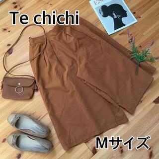 テチチ(Techichi)の【美品】テチチ 使いやすいガウチョパンツ♡(カジュアルパンツ)