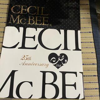 セシルマクビー(CECIL McBEE)のCECIL Mc BEE(セシルマクビー)ショピングバック(ショップ袋)