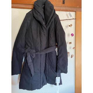 エンフォルド(ENFOLD)のHunch メモリータフタコート 中綿コート(ダウンコート)