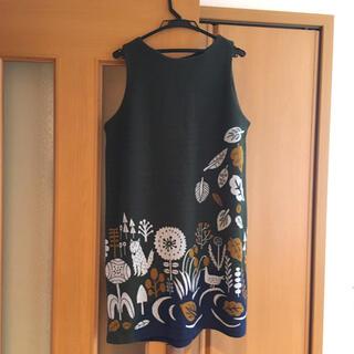 グラニフ(Design Tshirts Store graniph)のワンピース グラニフ(ひざ丈ワンピース)