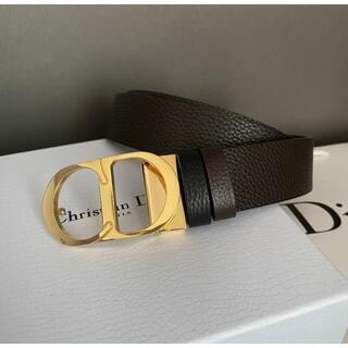 Dior - 極美品 Dior ベルト 3.5CM